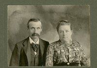 Great Grandpa and Grandma Chaimberlain